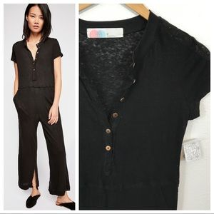 NWT | Free People Stand By Jumpsuit